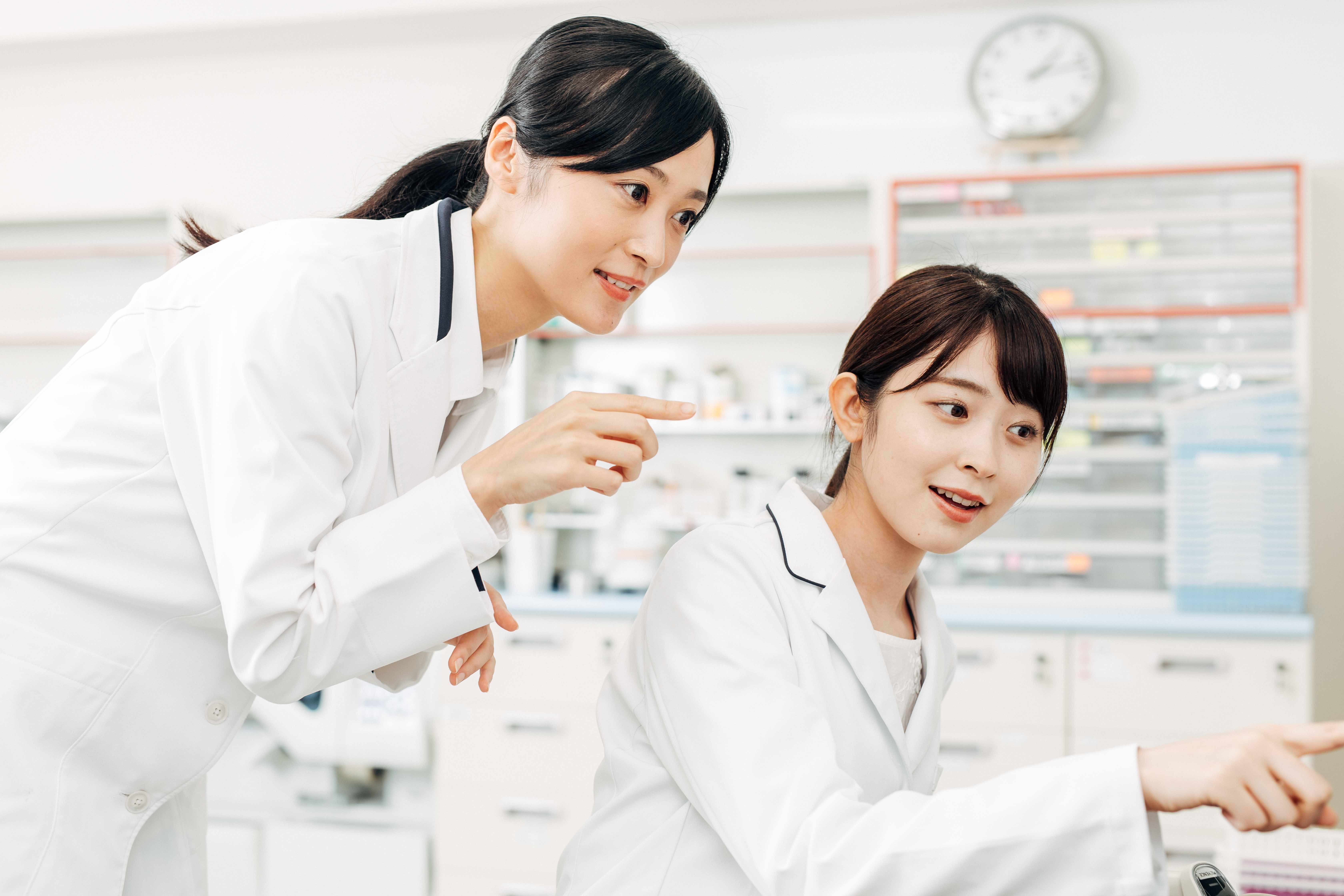 うさぎ薬局OJT研修